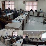 Rapat Banggar Rancangan RKPD Kabupaten Purworejo Tahun 2021
