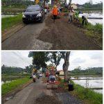 Pemeliharaan Jalan UPT DPUPR Pemeliharaan Jalan dan Irigasi Wilayah Kemiri